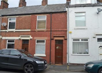 Thumbnail 2 bed terraced house for sale in Queen Street, Leek