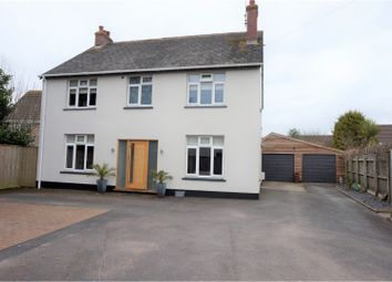 4 bed detached house for sale in Acland Road, Barnstaple EX32
