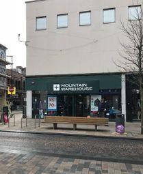 Retail premises to let in Fishergate, Preston PR1