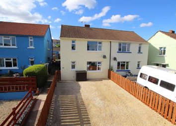 Thumbnail 3 bed semi-detached house for sale in Bryn De Winton, Brecon