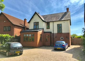 Thumbnail 3 bed detached house to rent in Leicester Road, Glen Parva, Leicester