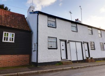 Thumbnail 2 bed end terrace house for sale in The Street, Braughing, Ware