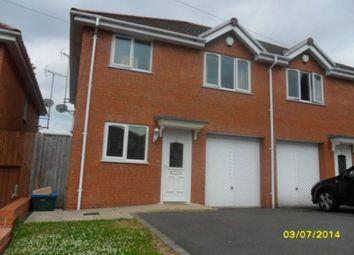 Thumbnail 3 bed property to rent in Tomlan Road, West Heath, Northfield, Birmingham
