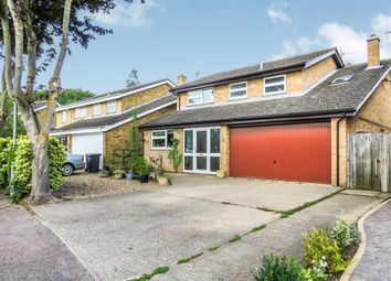 Thumbnail 5 bed detached house for sale in Arkwright Road, Milton Ernest, Bedford