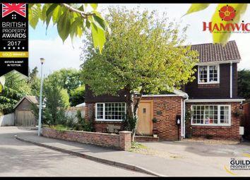 Thumbnail 4 bed detached house for sale in Peterscroft Avenue, Southampton