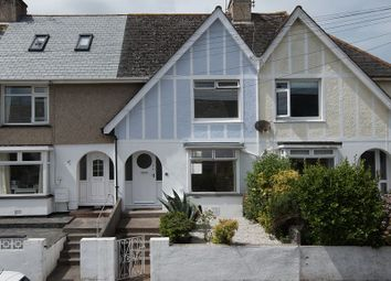 Thumbnail 2 bedroom terraced house for sale in Trevethan Road, Falmouth