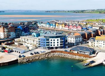 Thumbnail 2 bed flat for sale in The Point, Pierhead, Exmouth, Devon