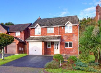 4 bed detached house for sale in Broadbent Close, Rownhams, Hampshire SO16