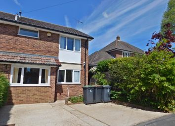 Thumbnail 3 bed end terrace house to rent in Mountbatten Drive, Waterlooville