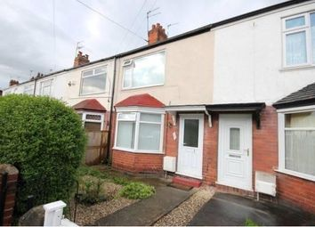 Thumbnail 2 bed terraced house for sale in Brooklands Road, Hull, East Yorkshire