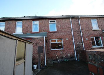 Thumbnail 2 bed terraced house for sale in South View, The Middles, Durham