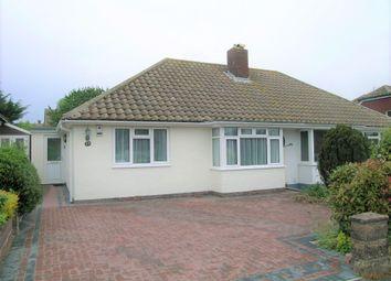 Thumbnail Semi-detached bungalow for sale in Grosvenor Close, Polegate