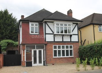 Thumbnail 3 bed detached house to rent in Ellesmere Close, Wanstead