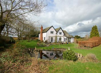 Thumbnail 4 bed detached house for sale in Dross Lane, Oakley, Diss