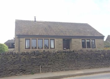 Thumbnail 2 bed detached bungalow for sale in Fleece Farm Bungalow, Midway, Huddersfield.