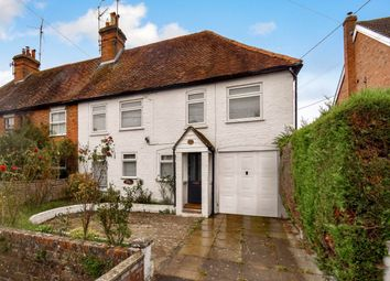 Thumbnail 4 bed semi-detached house to rent in Water Street, Hampstead Norreys, Thatcham