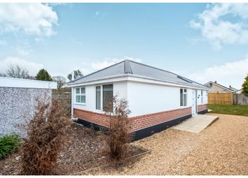 Thumbnail 2 bed detached bungalow for sale in Victoria Road, Ferndown
