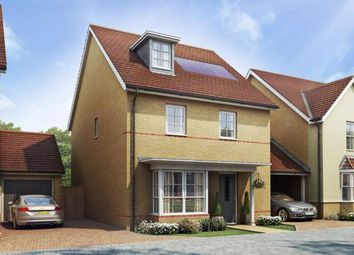 "Thumbnail 5 bed detached house for sale in ""Milton"" at Butts Lane, Stanford-Le-Hope"