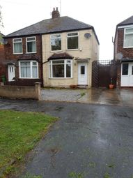 Thumbnail 3 bed semi-detached house to rent in Buttfield Road, Hessle