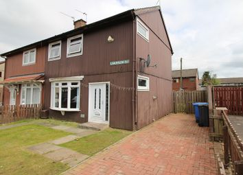 Thumbnail 3 bed semi-detached house for sale in Laburnum Road, Whitburn