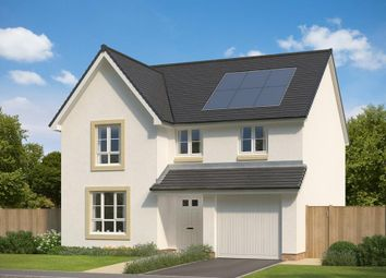 "Thumbnail 4 bed detached house for sale in ""Cullen"" at Victoria Street, Monifieth, Dundee"