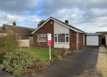 Thumbnail 2 bed detached bungalow for sale in Millfield Avenue, Saxilby, Lincoln