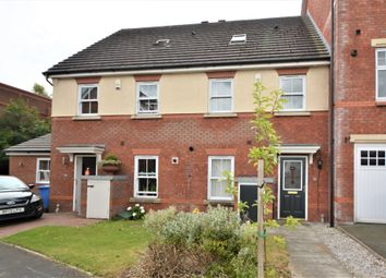 Thumbnail 3 bed mews house to rent in Coopers Place, Greenalls Avenue, Warrington