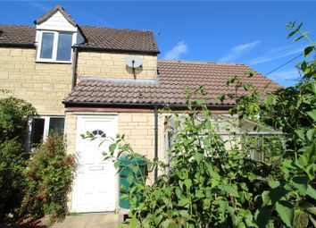 Thumbnail 2 bed end terrace house for sale in Beverstone Close, South Cerney, Cirencester, Gloucestershire