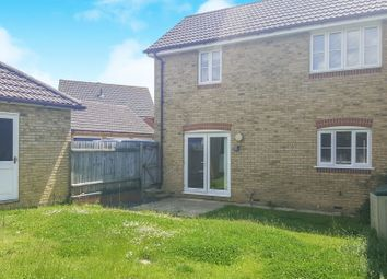 Thumbnail 3 bed end terrace house for sale in Faustina Drive, Kingsnorth, Ashford