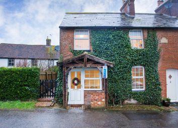 Jubilee Cottages, Throwley Forstal, Faversham ME13. 3 bed cottage for sale