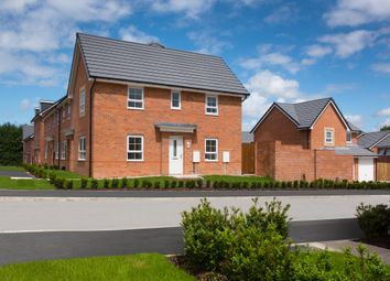 "Thumbnail 3 bedroom semi-detached house for sale in ""Moresby"" at Townfields Road, Winsford"