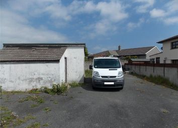 Thumbnail Land for sale in Trevelyan Road, Illogan, Redruth