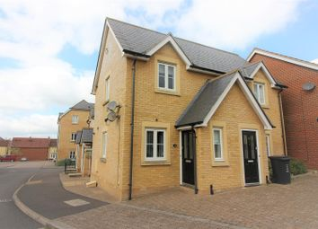 Thumbnail 1 bed property for sale in Doulton Close, Swindon