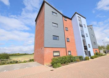 Thumbnail 2 bedroom flat for sale in Abells Close, Walton, Milton Keynes