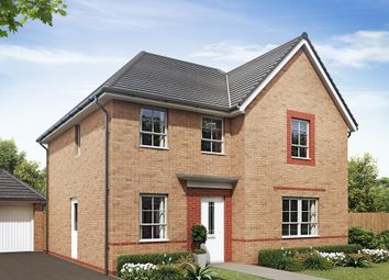 """Thumbnail 4 bed detached house for sale in """"Radleigh"""" at St. Benedicts Way, Ryhope, Sunderland"""