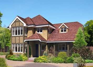 Thumbnail 3 bed detached house for sale in Hengist Road, Birchington