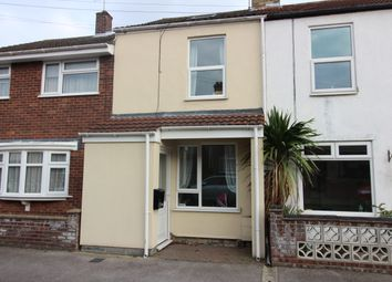 Thumbnail 3 bedroom terraced house to rent in Witney Road, Pakefield, Lowestoft