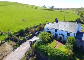 Thumbnail 4 bed farmhouse for sale in Kinniside, Cleator