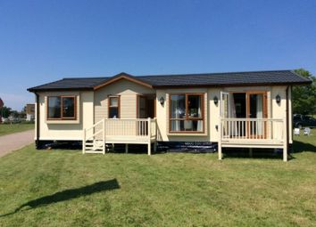 Thumbnail 2 bed lodge for sale in Goldenbank, Falmouth