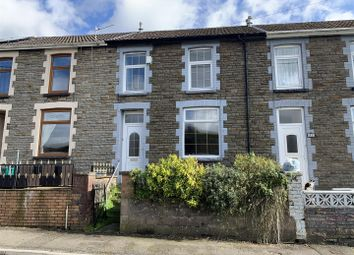 Thumbnail 2 bed terraced house for sale in Heath Terrace, Porth