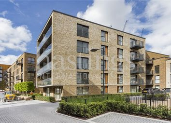 Thumbnail 2 bed flat for sale in Cleveley Court, Ashton Reach, London