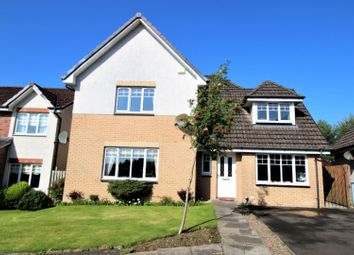 Thumbnail 4 bed detached house for sale in Burnside View, Glasgow