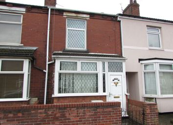 Thumbnail 3 bed terraced house to rent in Beauchamp Street, Scunthorpe