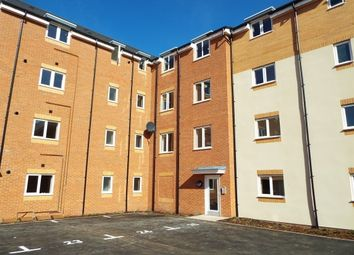 Thumbnail 2 bedroom flat to rent in Hearth House, Signalman Court, Rugby