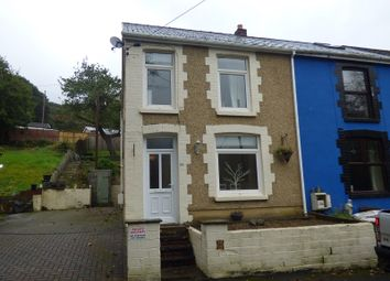 Thumbnail 3 bed end terrace house to rent in Bryn Terrace, Melyncourt, Neath .