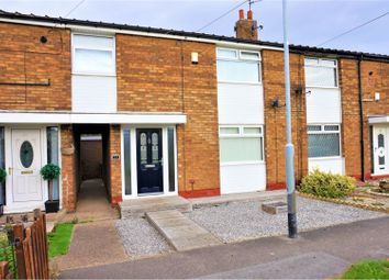 Thumbnail 3 bed terraced house for sale in Putney Close, Hull