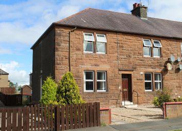 2 bed flat for sale in 15 Leonard Terrace, Lockerbie DG11