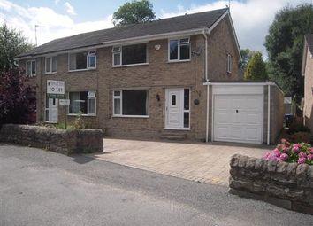 Thumbnail 3 bed semi-detached house to rent in Flint Lane, Darley Bridge, Matlock, Matlock, Derbyshire