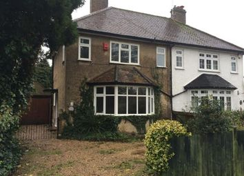 Thumbnail 4 bed property to rent in DSS Welcome- Berry Lane, Rickmansworth