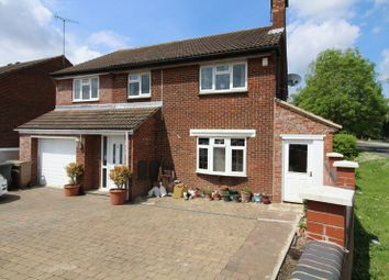 Thumbnail 5 bed detached house for sale in Enderby Road, Luton